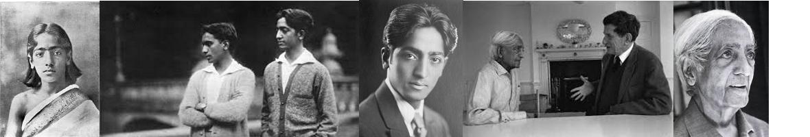 Wer war Jiddu Krishnamurti?