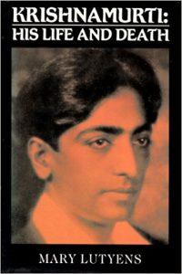Mary Lutyens, Krishnamurti
