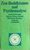 Zen-Buddhismus und Psychoanalyse, Erich Fromm