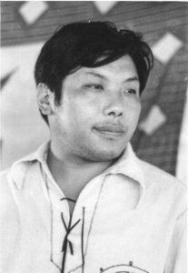 Chögyam Trungpa im Westen