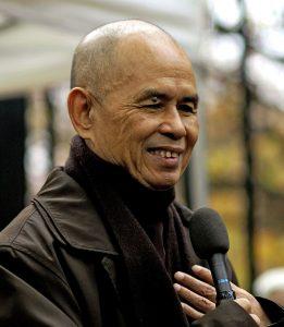 Thich Nhat Hanh-Friedensaktivist