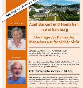 Karma-Heinz Grill, Axel Burkart