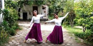 Shamoli Maya-Indischer Tanz
