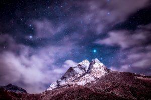 Himalaya-Bild von David Mark auf pixabay