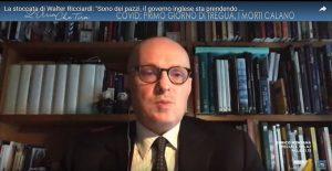 Walter Ricciardi-screenshot youtube