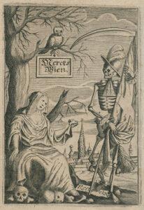 Abraham a Santa Clara, Mercks Wien