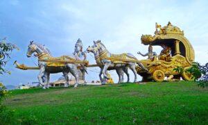 Krishna-Bild von Bishnu Sarangi auf pixabay